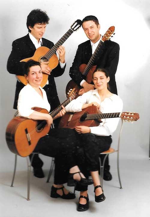 europ'-art-quatuor